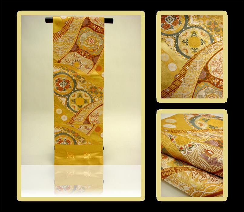 袋帯-西陣織