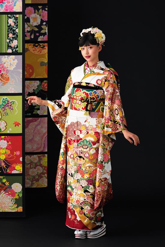舞姫 MS284-2-白